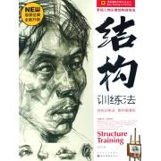 素描人物头像结构训练法